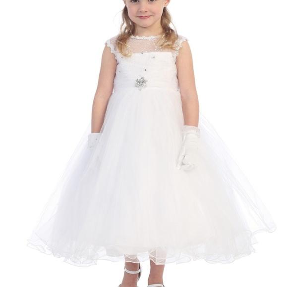 ef57ac0512fe Tip Top Kids Dresses   New First Communion Dress Size 12   Poshmark